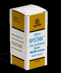 Osta Nystan (Mycostatin) netistä