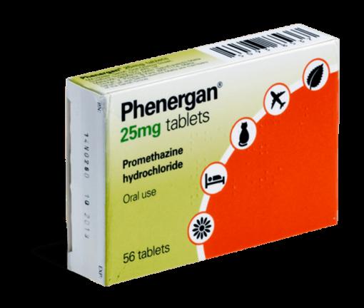 Osta Phenergan netistä