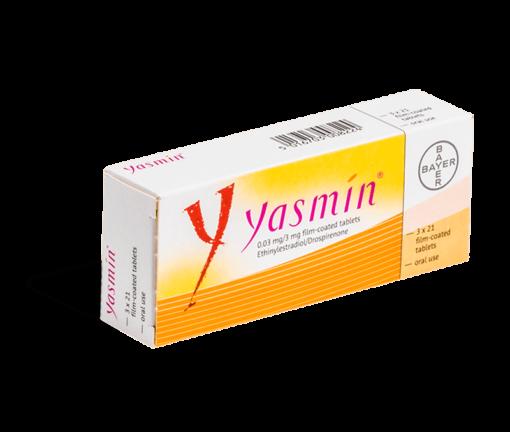 Osta Yasmin netistä